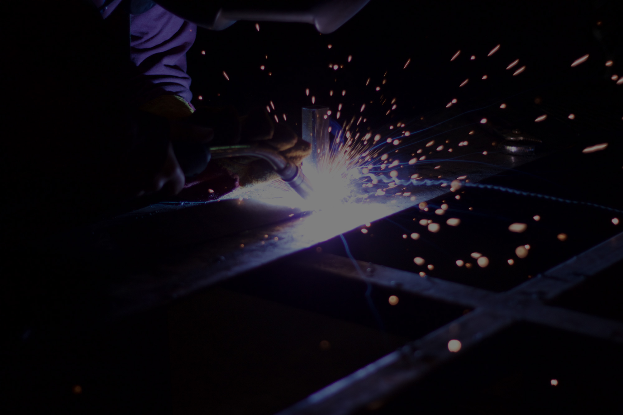 Welding Railings